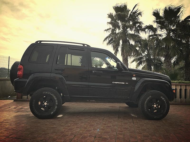 "La Mia Jeep Cherokee KJ - (Nikname ""Rosaria"") - Pagina 4 Img_9110"