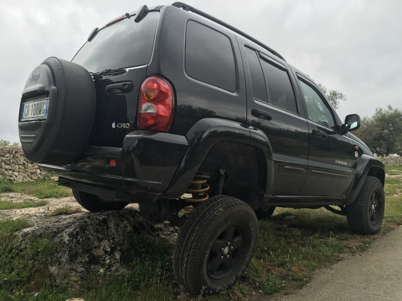 "La Mia Jeep Cherokee KJ - (Nikname ""Rosaria"") - Pagina 4 Img_9111"