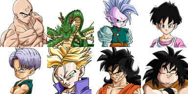 Ressource DRAGON BALL  Facese14