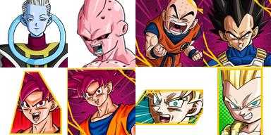Ressource DRAGON BALL  Facese16