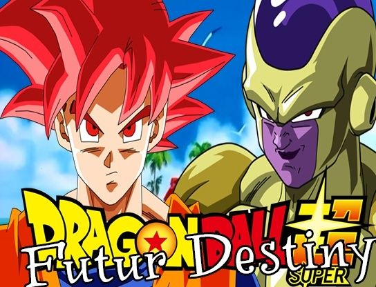 Dragon Ball Super : Futur Destiny Logo-d12