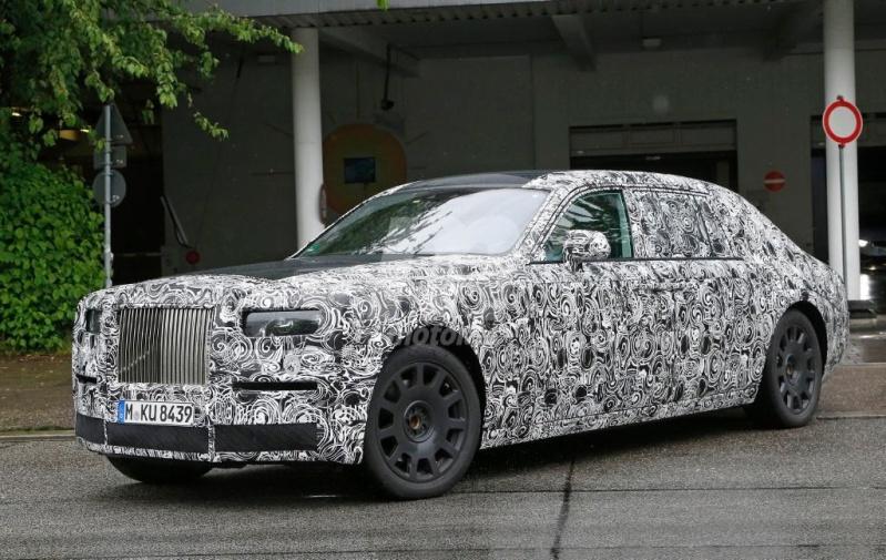 2017 - [Rolls Royce] Phantom - Page 2 Rolls-12