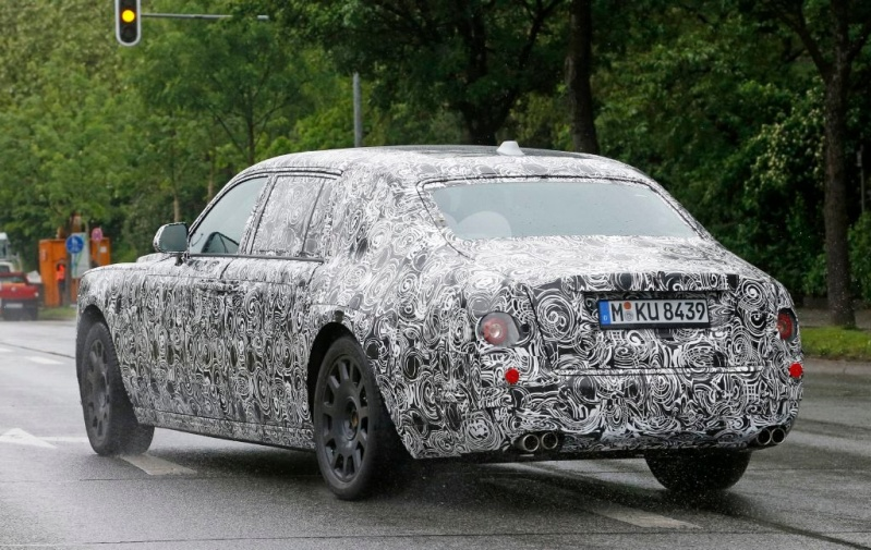 2017 - [Rolls Royce] Phantom - Page 2 Rolls-17