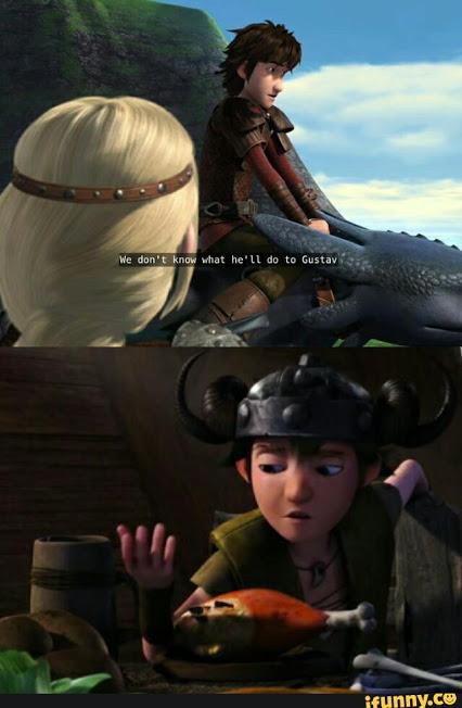 Post de photos drôles de Dragons !  - Page 11 16_110