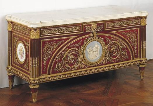 A vendre: meubles et objets divers XVIIIe et Marie Antoinette - Page 5 Commod10