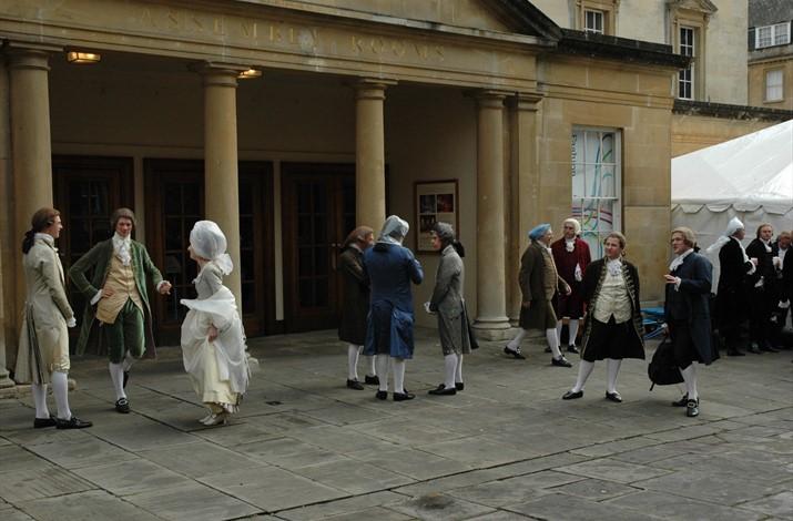 Logements à Bath de mesdames de Polignac et  Lamballe. - Page 3 Zmac10