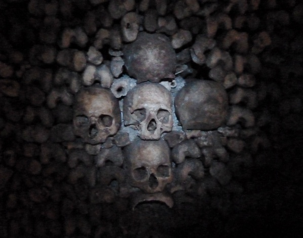 Les Catacombes de Paris Zmac210