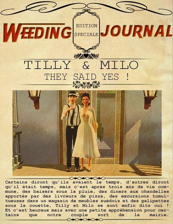 Un mariage presque parfait - Etape ambiance - Page 3 Couver11