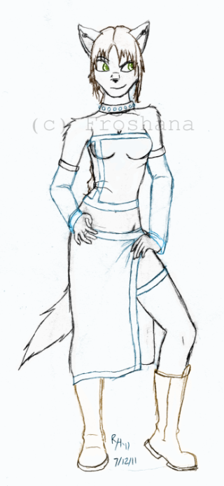 Froshana draws stuff Tumblr25