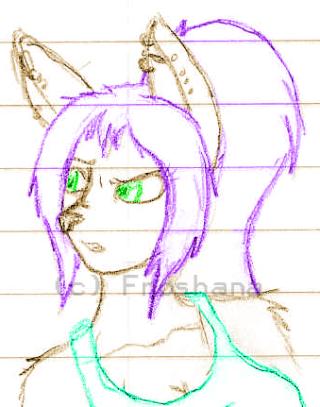 Froshana draws stuff Tumblr38