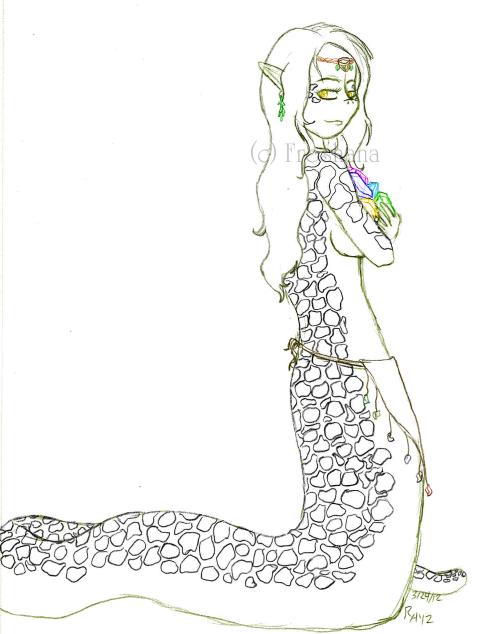 Froshana draws stuff Tumblr42