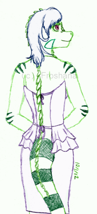 Froshana draws stuff Tumblr50