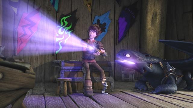 Les détails dans les films Dragons et la série tv... - Page 9 Dragon10