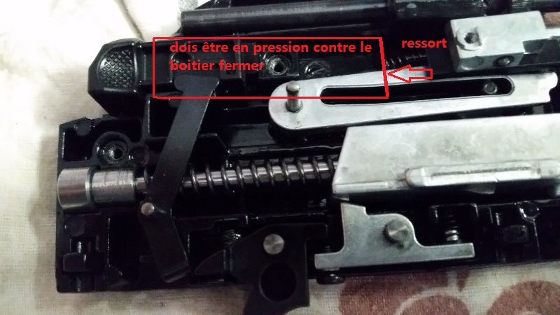 Carabine Walther Rotex RM8 5,5mm 30 joules - Page 16 20151210