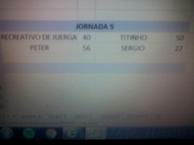 GRUPO A RECREATIVO TITINHO SERGIO Y PETER Grupo_16