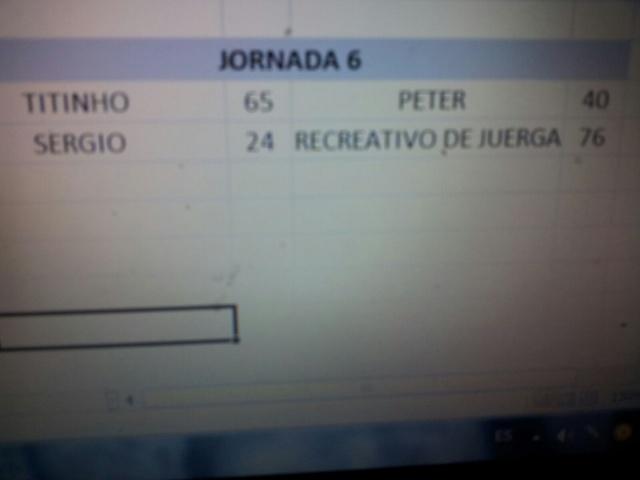 GRUPO A RECREATIVO TITINHO SERGIO Y PETER J6_gru12