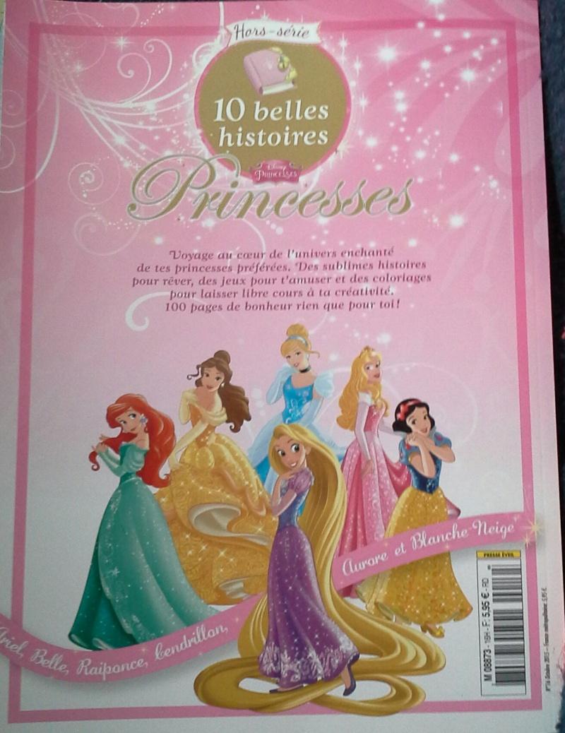 [Magazine] Disney Princesse Magazine France - Page 6 20160510