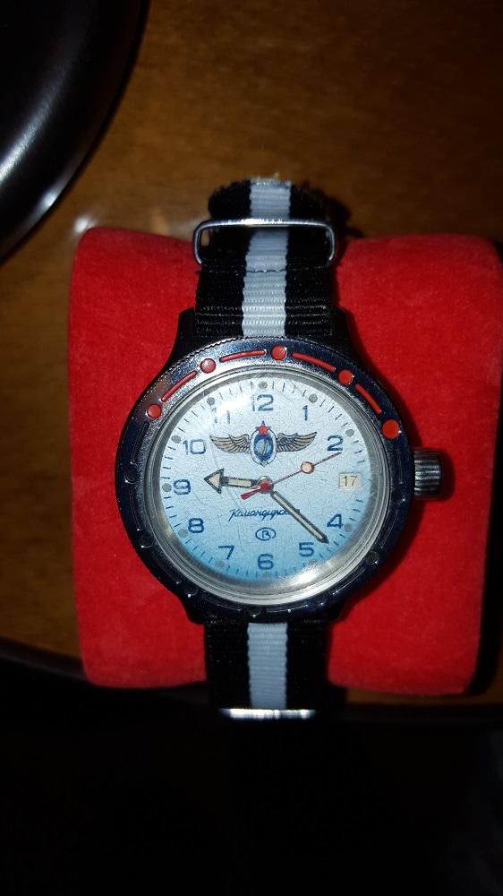 Bourse horlogère de Mer,  le compte rendu 2016 110