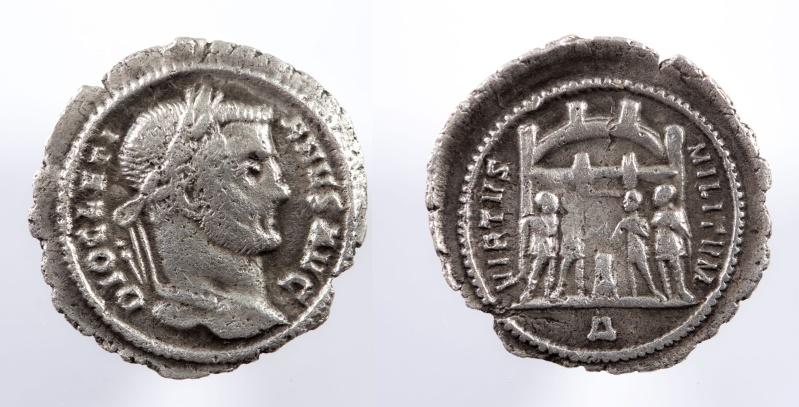 Virtus Militum à identifier s.v.p Ensemb12
