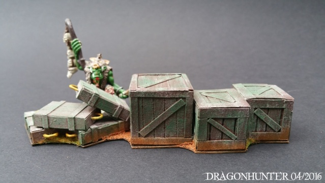 Dragonhunter's Terrain Pieces 0117