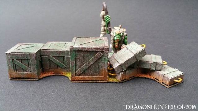 Dragonhunter's Terrain Pieces 0217