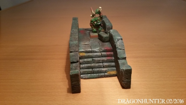 Dragonhunter's Terrain Pieces 0319