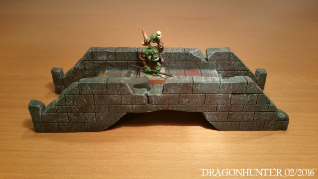 Dragonhunter's Terrain Pieces 0419