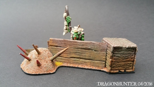 Dragonhunter's Terrain Pieces 0518