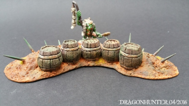 Dragonhunter's Terrain Pieces 0811