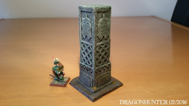 Dragonhunter's Terrain Pieces 0812