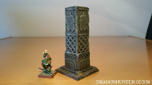 Dragonhunter's Terrain Pieces 0911