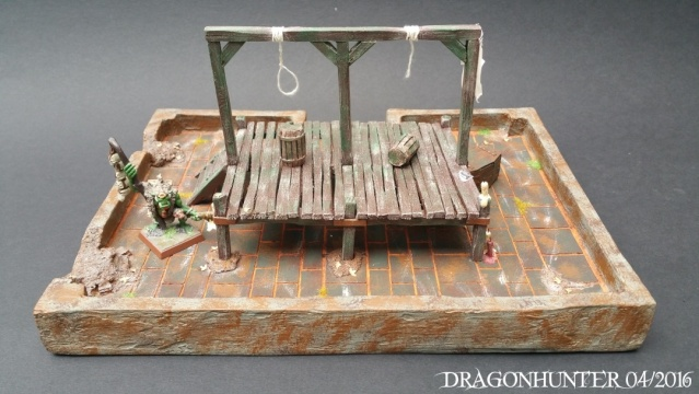 Dragonhunter's Terrain Pieces 1010