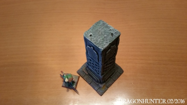 Dragonhunter's Terrain Pieces 1011