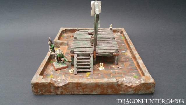 Dragonhunter's Terrain Pieces 1110
