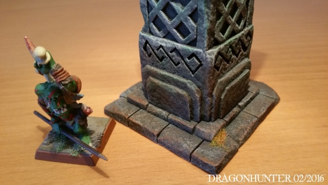 Dragonhunter's Terrain Pieces 1111