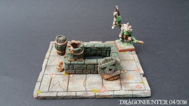 Dragonhunter's Terrain Pieces 1410