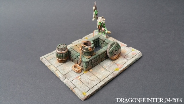 Dragonhunter's Terrain Pieces 1510