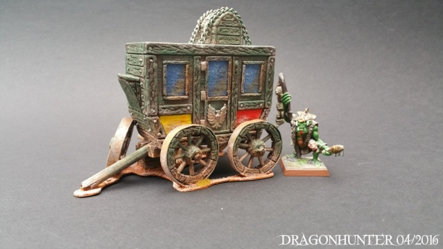 Dragonhunter's Terrain Pieces 1610