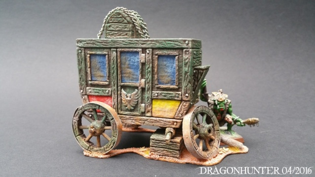 Dragonhunter's Terrain Pieces 1710