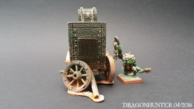 Dragonhunter's Terrain Pieces 1810