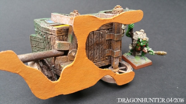 Dragonhunter's Terrain Pieces 2010