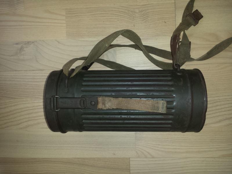 Masque à gaz Luftwaffenhelfer 20160312