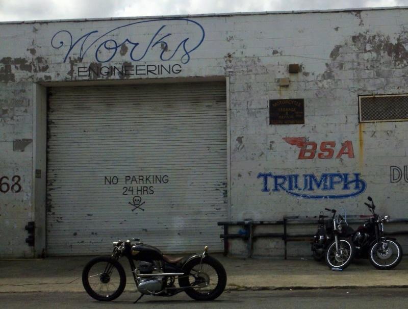 TRIUMPH Bsa-tr13