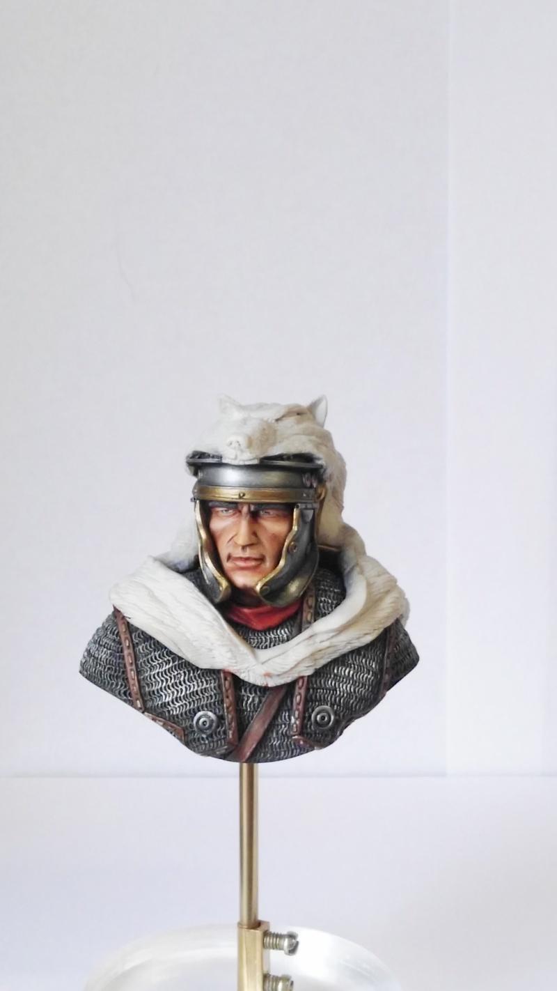 De retour de Mons expo avec une médaille d'or catégorie figurines débutant Img_2020