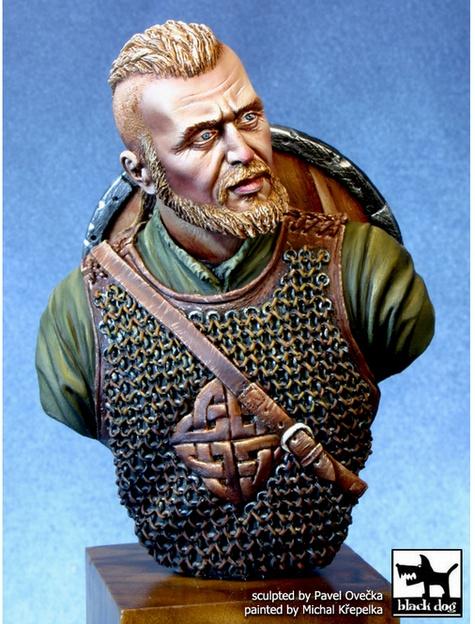 De retour de Mons expo avec une médaille d'or catégorie figurines débutant - Page 2 Viking10