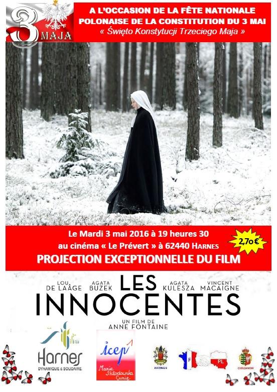 "Mardi 3 Mai 2016 "" Les Innocentes "" Trzeci10"