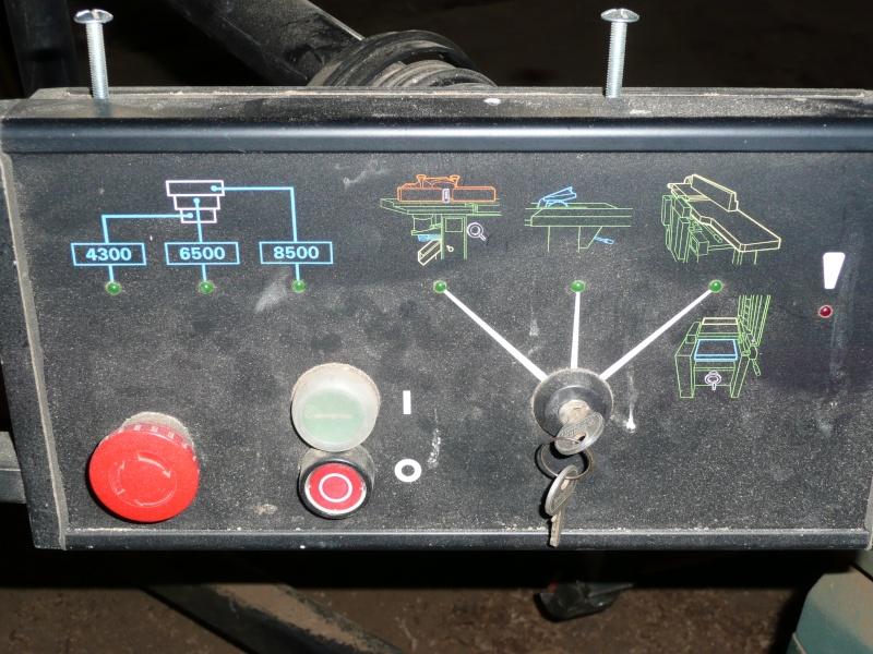 Lurem 310 STI électricité P1020513