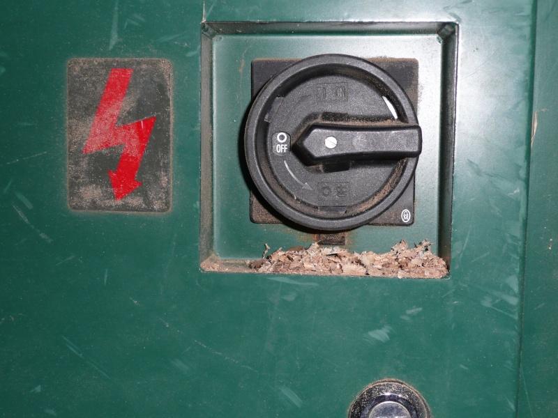 Lurem 310 STI électricité P1020515