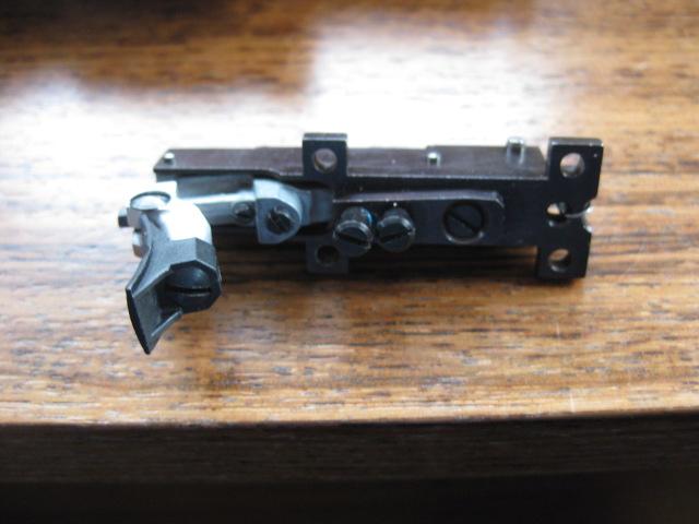 Dépanage pistolet feinwerkbau P34 Img_6513