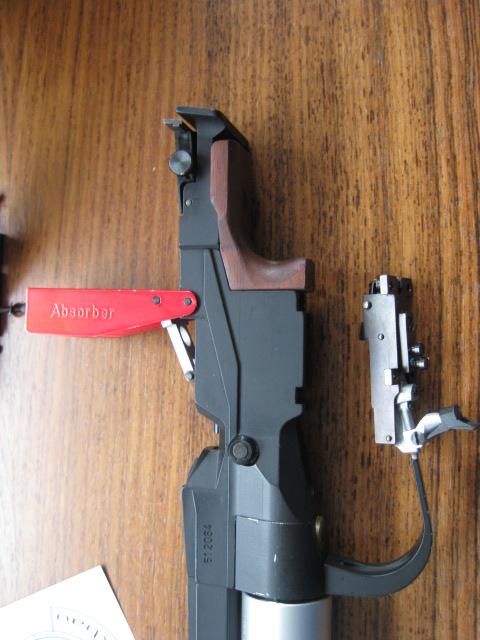 Dépanage pistolet feinwerkbau P34 Img_6514